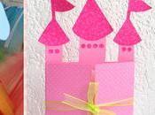 Cómo hacer tarjeta cumpleaños inspirado princesas