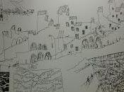 Increibles dibujos escuela arquitectura