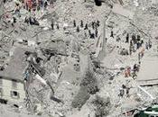 menos muertos terremoto Italia.