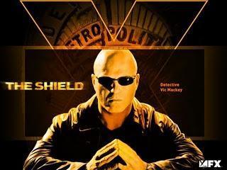 Haciendo los deberes: The Shield