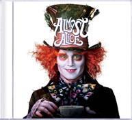 Alice in Wonderland: Los discos