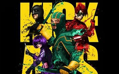 Kick-ass se retrasa mes y medio en España