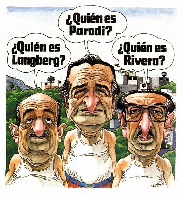 Conclave Caricaturesco en Colombia