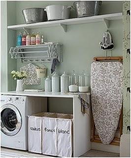 ideas y consejos para el lavadero en casa
