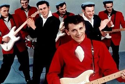 GENE VINCENT - Blue Caps IV