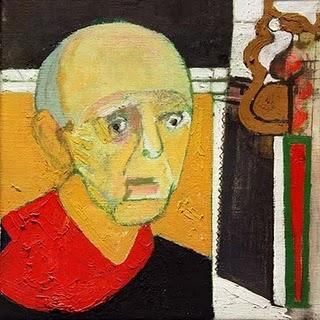 La demencia y los retratos de William Utermohlen