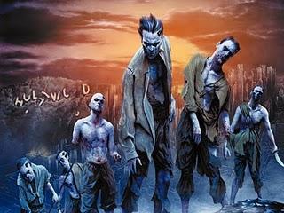 Las 1000 caras de los Zombies
