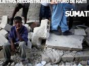 laSexta moviliza para recaudar fondos reconstrucción Haití