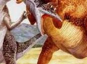 Antes dinosaurios Guerra entre monstruos