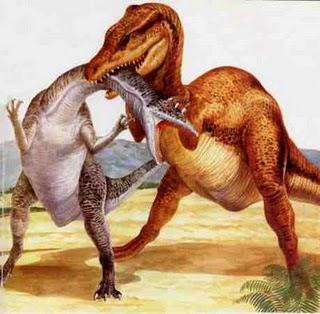 Antes de los dinosaurios - Guerra entre monstruos