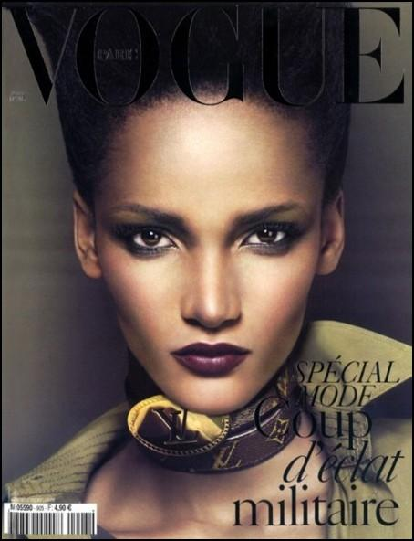 Rose Cordero Vogue Paris Marzo 2010