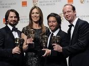 "tierra hostil"" recibe buen empujón premios Bafta para conseguir Oscar"