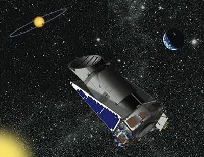 Kepler podría detectar por primera vez objetos en la Nube de Oort