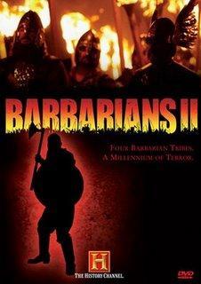 Grandes guerreros - Barbaros