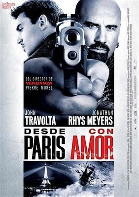 Trailer: Desde París con Amor (From Paris with Love)