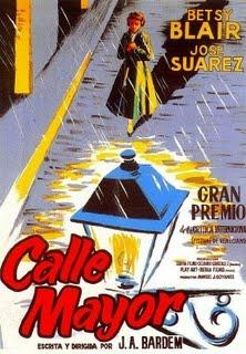 CALLE MAYOR ( Juan Antonio Bardem, 1956 )