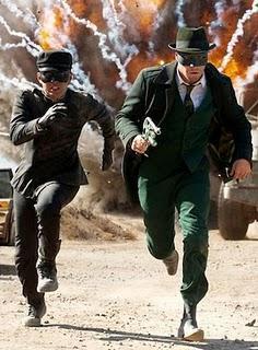 The Green Hornet (Michel Gondry, 2011)