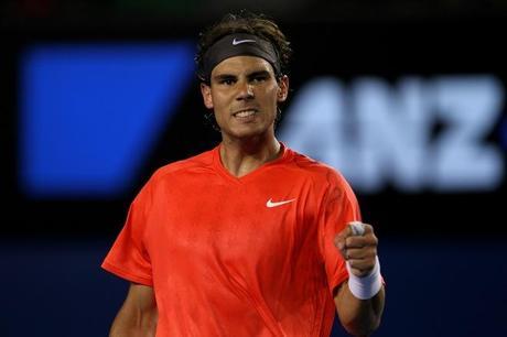 Australian Open: A Nadal no se lo puede frenar