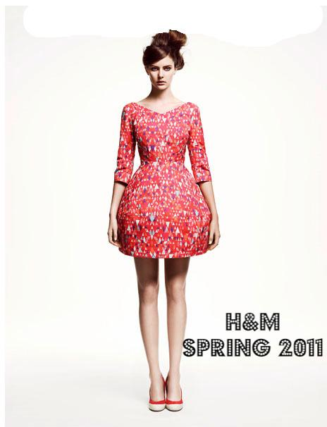 H&M; NUEVA COLECCION PRIMAVERA