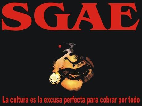 Sobre la Ley Sinde, la SGAE, el canon y la madre que los parió
