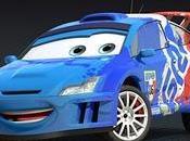 Cuatro personajes completamente nuevos 'Cars