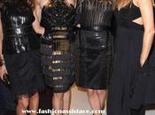 Cóctel Carinne Roitfeld, Vogue, honor Frida Giannini. Invitadas famosas