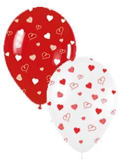 También se puede comprar la decoración de San Valentín.
