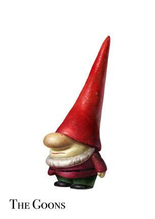 Gnomeo y Julieta, versión enanos de jardín