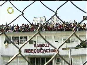 PISCINA, GIMNASIO Y DISCOTECA EN UNA CÁRCEL DE VENEZUELA