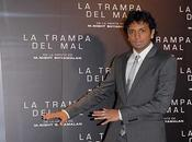Night Shyamalan presentó trampa Mal' Madrid