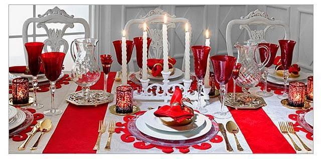 Decoraci n e ideas para mi hogar navidad decoraci n de for Como decorar la mesa de navidad
