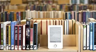 Amazon vende más libros electrónicos que de bolsillo