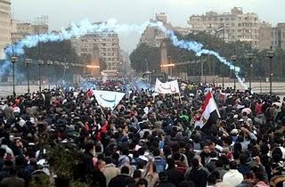 Las quejas en los países árabes: Túnez, Egipto, un viento de esperanza