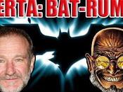 ¿Qué cierto rumor vincula Robin Williams Batman