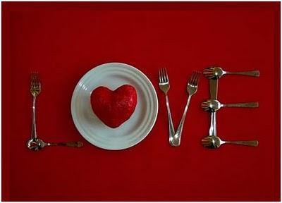 Decoraci n e ideas para mi hogar 10 mesas decoradas para for Decorar mesa san valentin