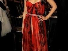 Todo glamour alfombra roja