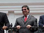 Desmiente canciller Cuba Aristide encuentre Isla