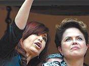 Dilma Cristina, encuentro histórico presidentas encabezan mayores economías región