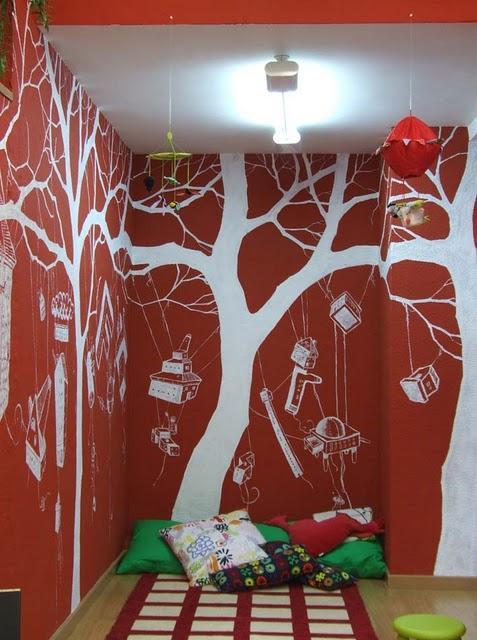 Mural para musara as paperblog for El mural trailer