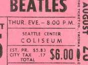 Años: Ago. 1966 Seattle Center Coliseum Seattle, Washington