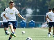 Santiago Palacios punto debutar Pumas