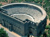 Aspendo, Turquia eterno teatro Anatolia