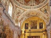 Iglesia Hospital Venerables (4): Presbiterio Retablo Mayor.