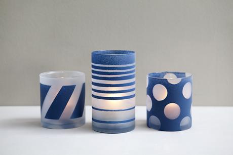 8 Maneras Increíbles De Decorar Vasos De Vidrio Paperblog