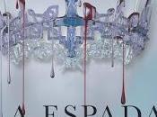 "Booktrailer Espada Cristal"" REINA ROJA"
