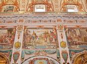 Iglesia Hospital Venerables (6): Muro Evangelio.