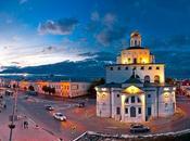 Visitar ciudad Vladimir Rusia