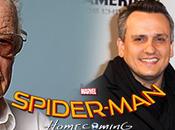 Russo Stan confían propuesta 'Spider-Man: Homecoming'