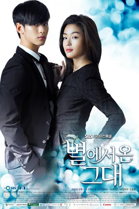you who came from another star, kdrama guide,