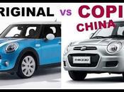 copias coches China